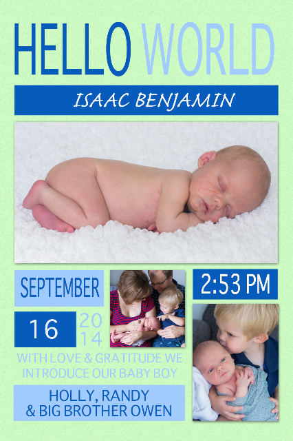 isaacC birth announcement B-1